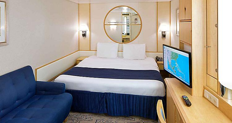 Cruise Rooms Amp Suites Voyager Of The Seas Royal