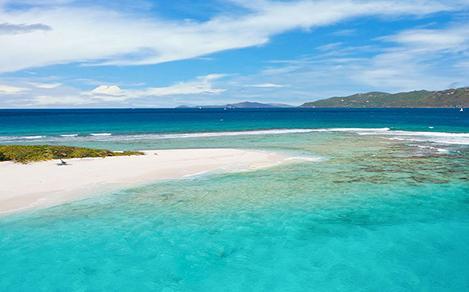 Reserva un crucero por el caribe y disfruta de las hermosas playas.