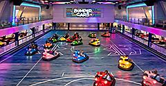 Spectrum of the Seas Bumper Cars at the Seaplex