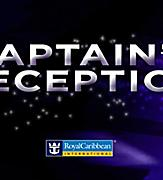 Captain's Reception Poster
