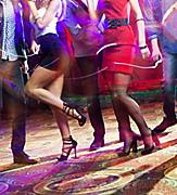 Dance salsa at the Latin Fiesta onboard a cruise to Cuba