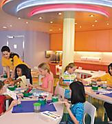 Imagination Studio, children, kids, kids program, Adventure Ocean, crayola, Youth Zone, Oasis of the Seas, OA, Oasis Class, Allure of the Seas