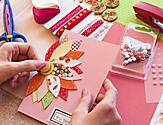 Scrapbooking Activity Onboard