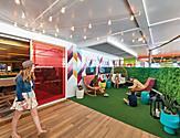 Oasis of the Seas Teen Space Hangout Back Deck