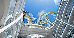 Harmony of the Seas Perfect Storm - Typhoon and Cyclone