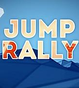 Sky Pad Virtual Reality Jump Rally Game Screen