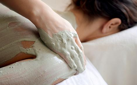 Vitality Spa Massage Clay Skin Care