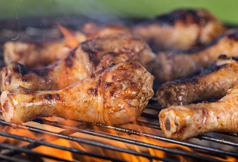 Perfect Day Coco Cay Chill Grill BBQ Chicken