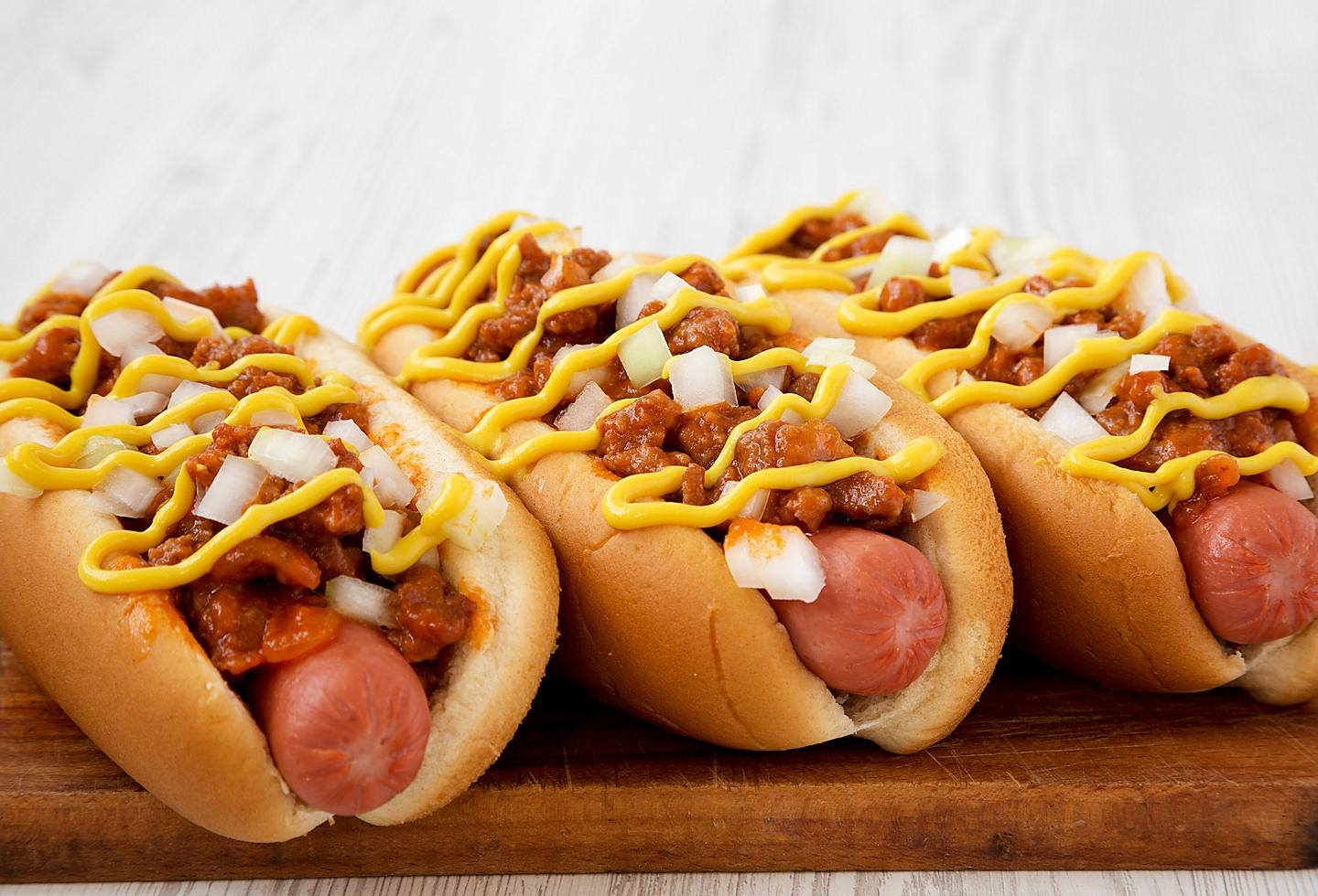 Hotdogs from Dog House