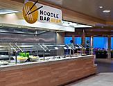 Noodle Bar Buffet Style