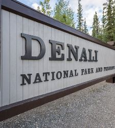 Alaska Denali National Park Preserve