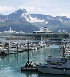 Alaska Seward Radiance of the Seas Cruise Tours