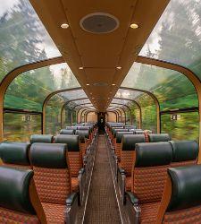 Canada Vancouver Via Rail Train Cruise Tours