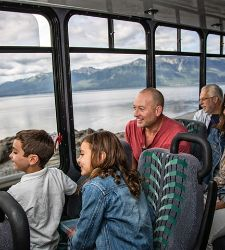 Alaska Seward Bus Cruise Tours