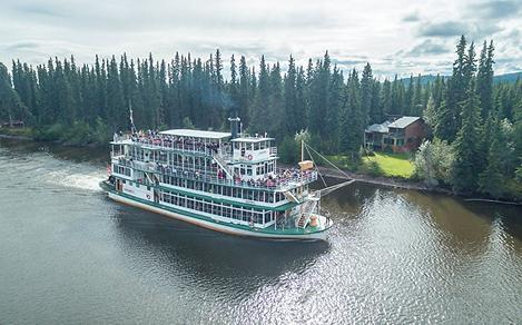 alaska cruise tours boat ferry