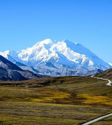Scenic View of Denali's National Park
