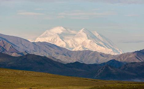 Tallest Peak in Alaska