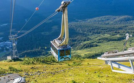 Cruise Tours Alyeska Tram