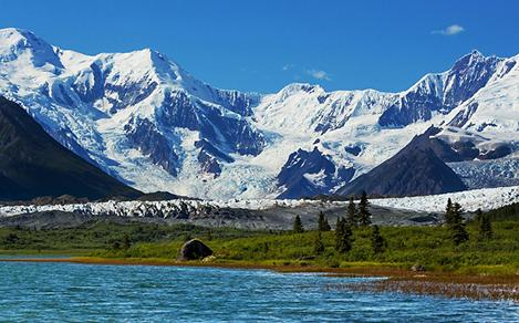 St. Elias National Park and Preserve