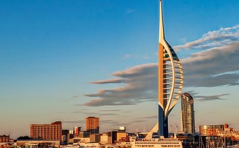 England Portsmouth Spinnaker Tower