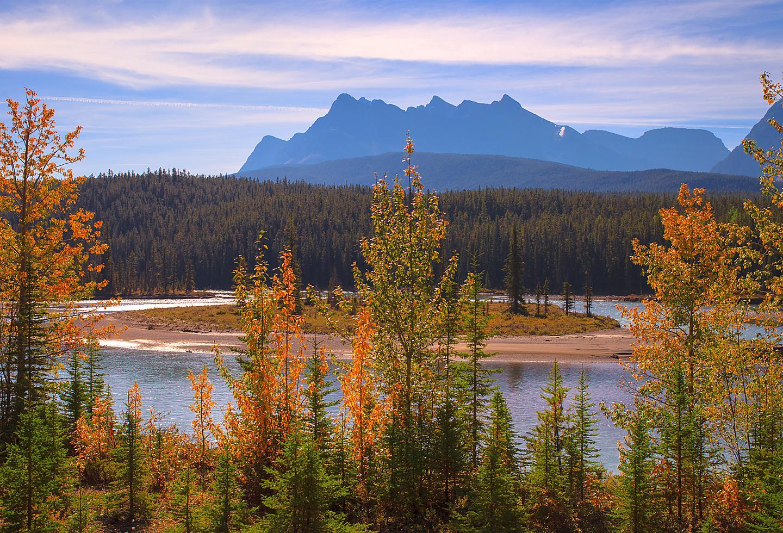 Banff Alberta Canada Jasper National Park Fall