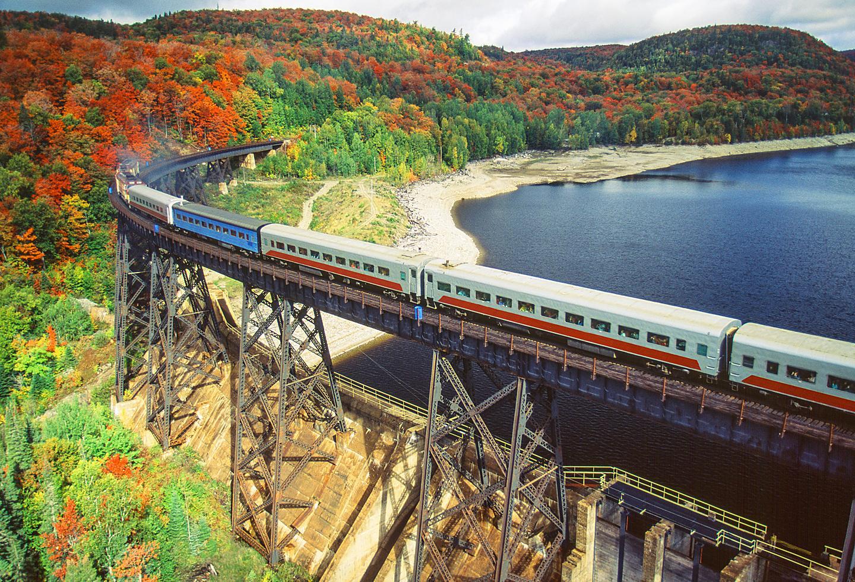 Canada Ontario Canyon Tour Train Tour