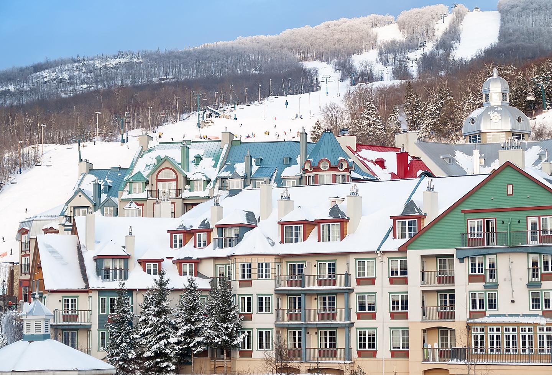 Mont Tremblant Ski Winter