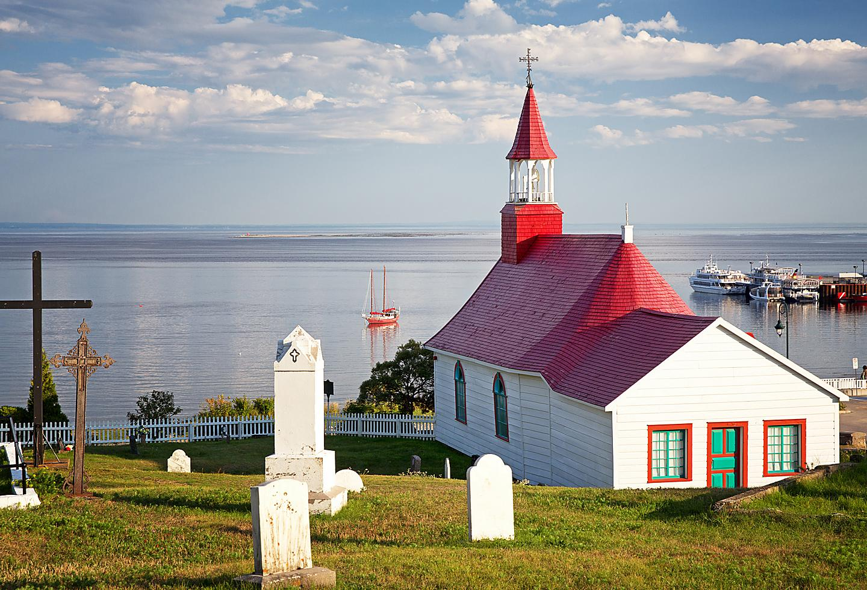 Tadoussac Petite Chapelle Coast