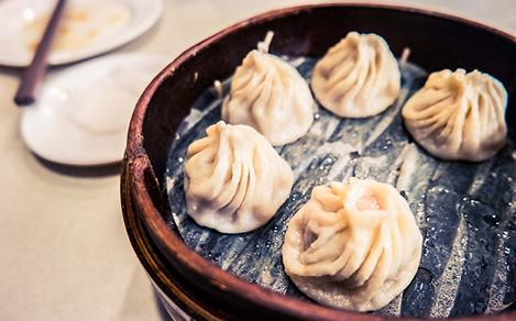 Traditional Dumpling Dish