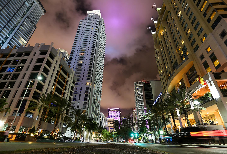 Brickell City Center Shopping Miami