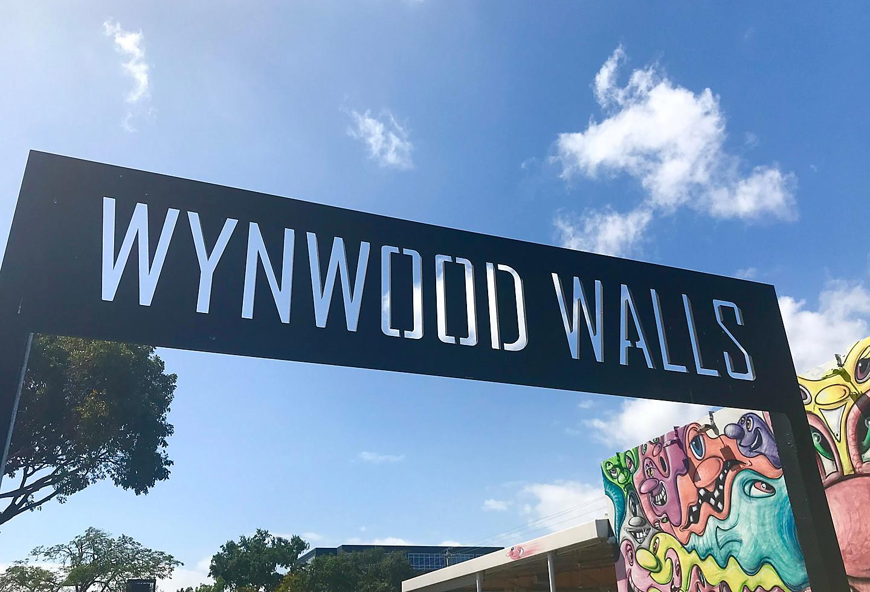 Wynwood Walls in Miami, Florida