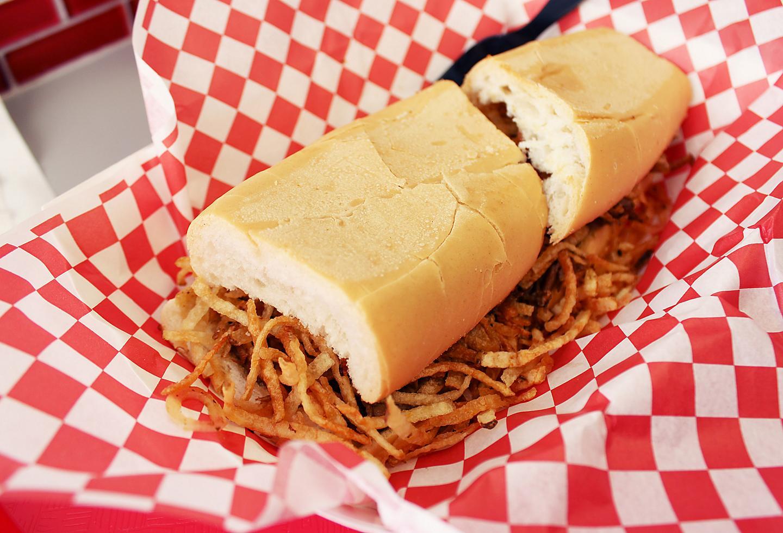 Miami Local Steak Sandwich