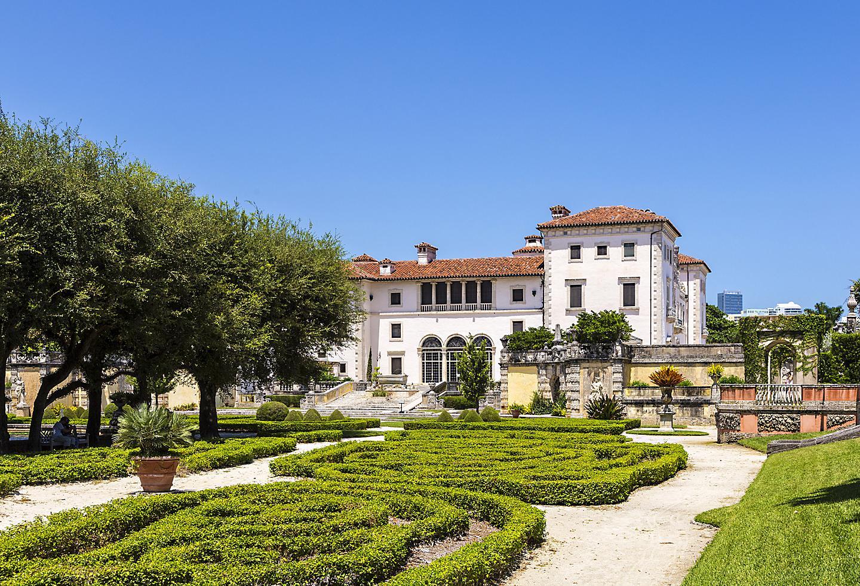 Miami Vizcaya Museum Gardens