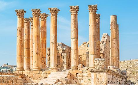Temple of Artemis Columns, Ephesus, Greece