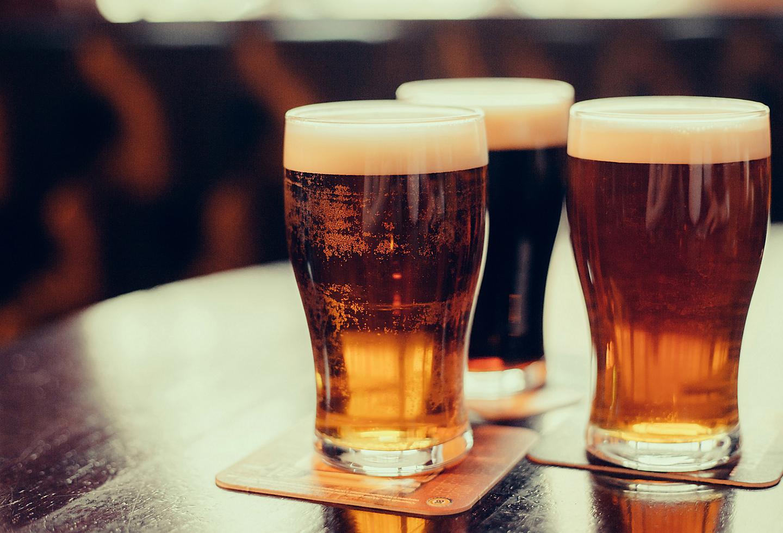 New Orleans Lafitte Blacksmith Shop Bar Beer