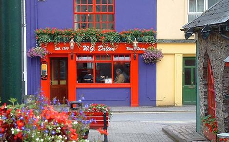 Local Street Shops in Ireland