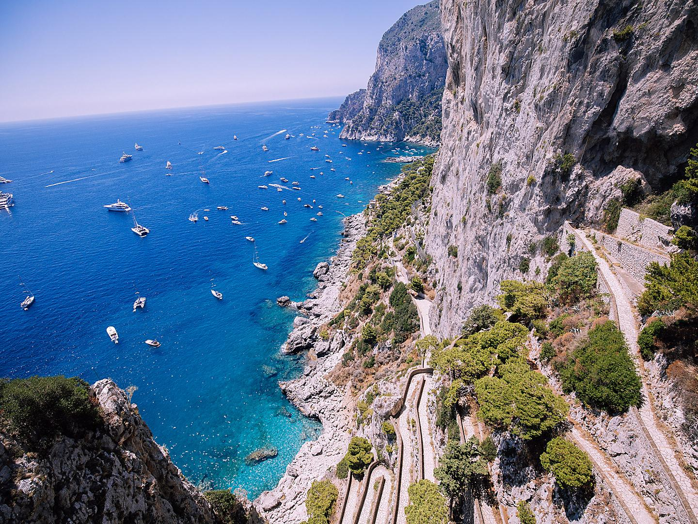Italy Napoles Capri