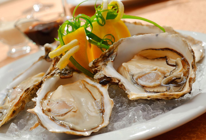 Portland Maine Fresh Oyster