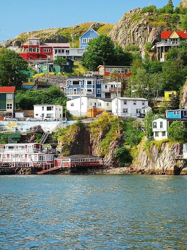 Coast of Quebec, Canada