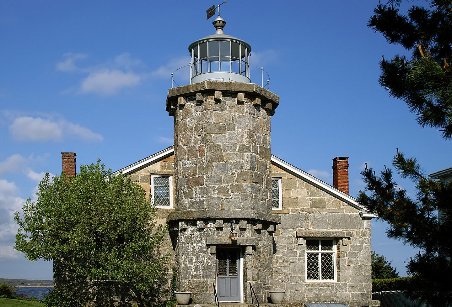 Connecticut Stonington Old Lighthouse Museum
