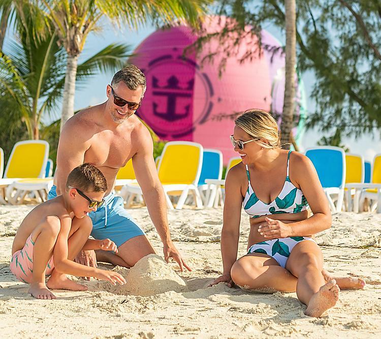 Cruceros Familiares Las Mejores Vacaciones En Familia Royal Caribbean Cruises