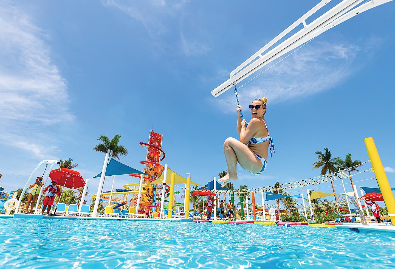 Perfect Day Coco Cay Adventure Pool