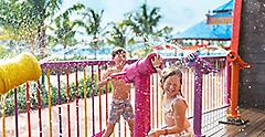 Perfect Day Coco Cay Captain Jill Galleon Kids Splashing