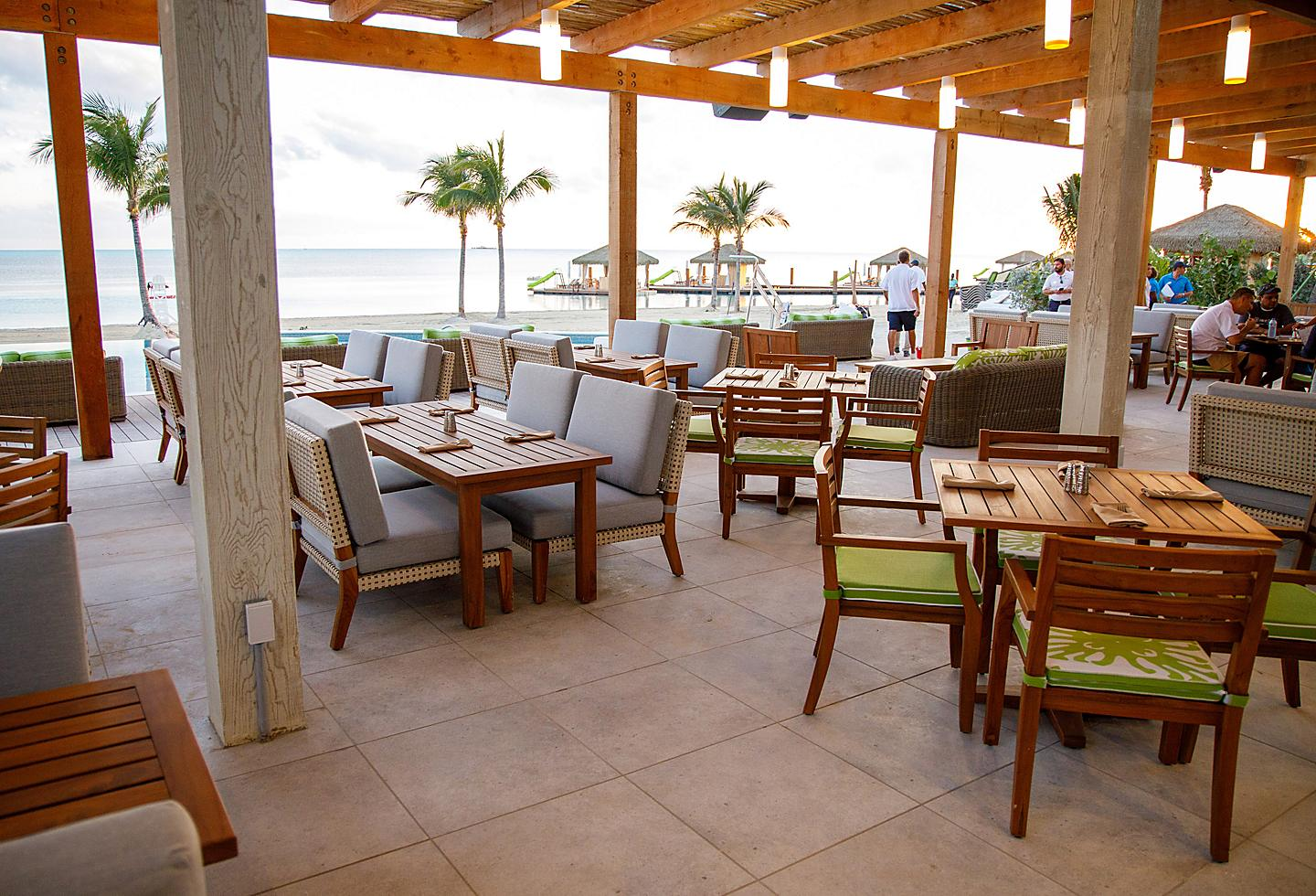 Coco Beach Club Restaurant