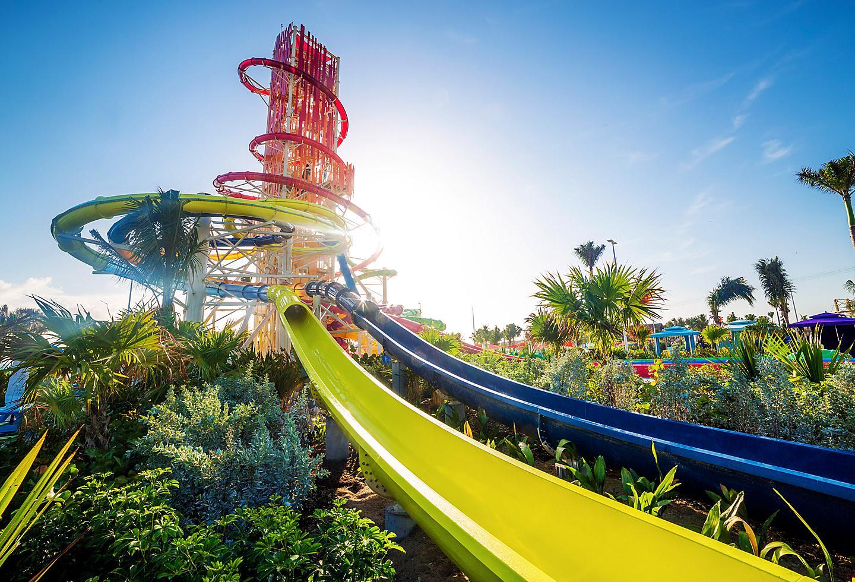 Thrill Waterpark® — Perfect Day at CocoCay, Bahamas