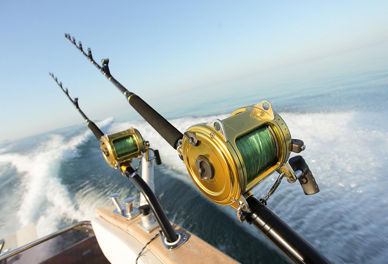 Puerto Rico Deep Sea Fishing Reel