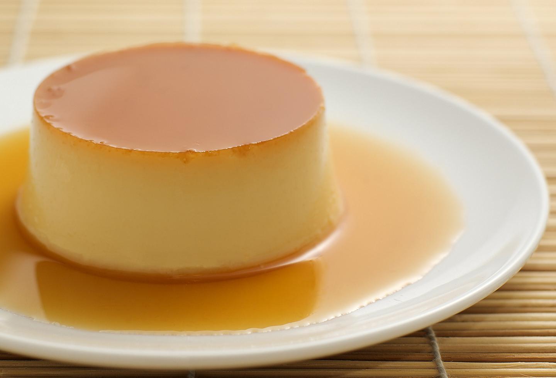 Puerto Rico Cheesecake Flan Dessert.