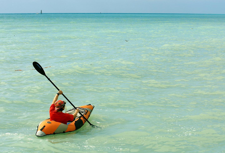 Puerto Rico Kayak Candado Lagoon