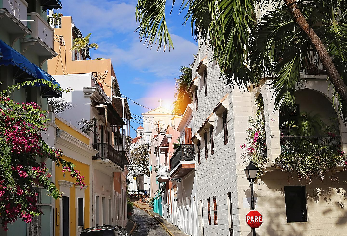 Puerto Rico Local Restaurants and Shops