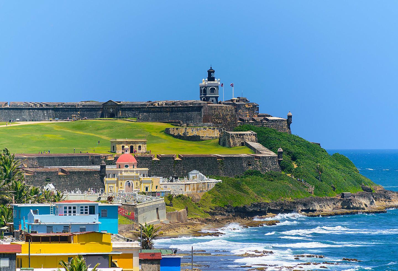 Puerto Rico, San Juan El Morro
